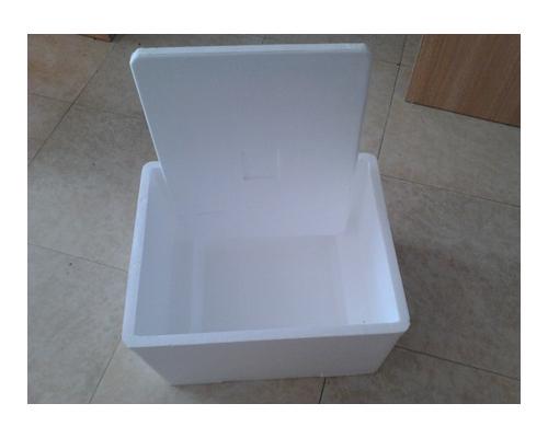 白色蔬菜泡沫箱